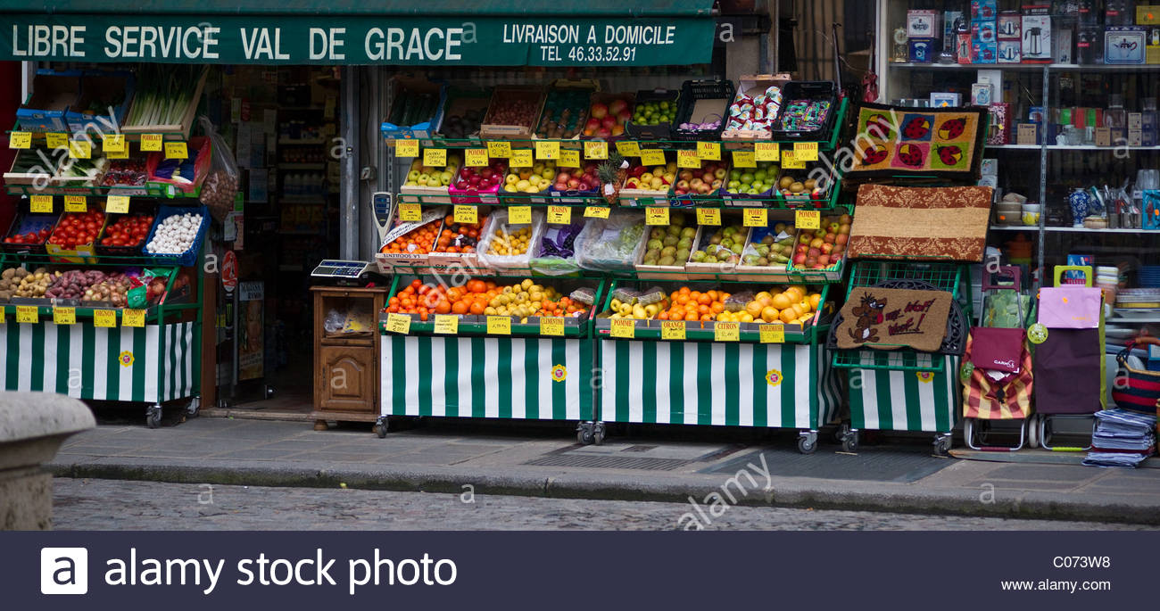 Shop Store Shopping Fresh Fruits Fruit Vegetables