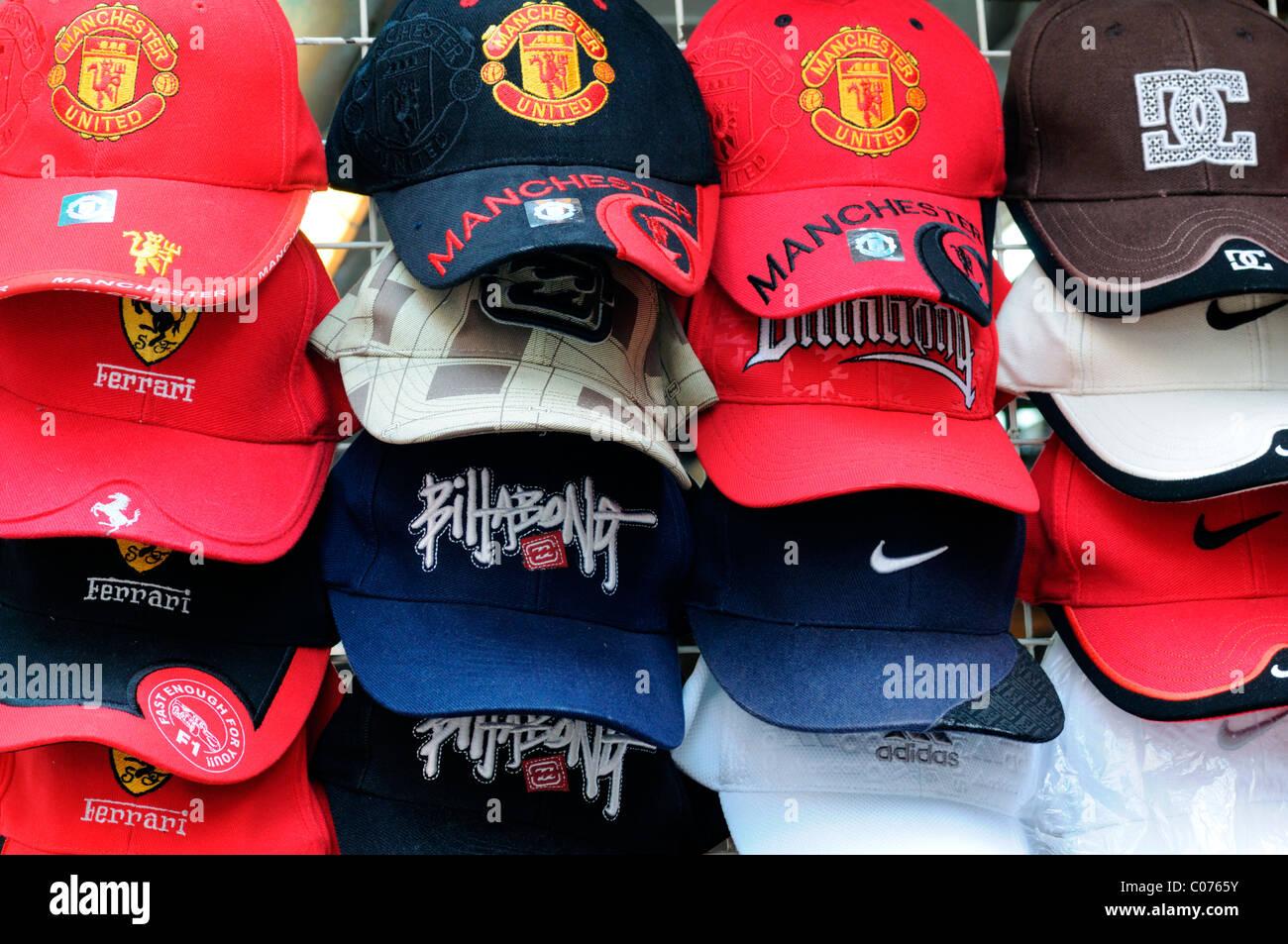 fake designer pirate pirated luxury goods on sale stall petaling street  chinatown kuala lumpur malaysia manchester 789548165d58