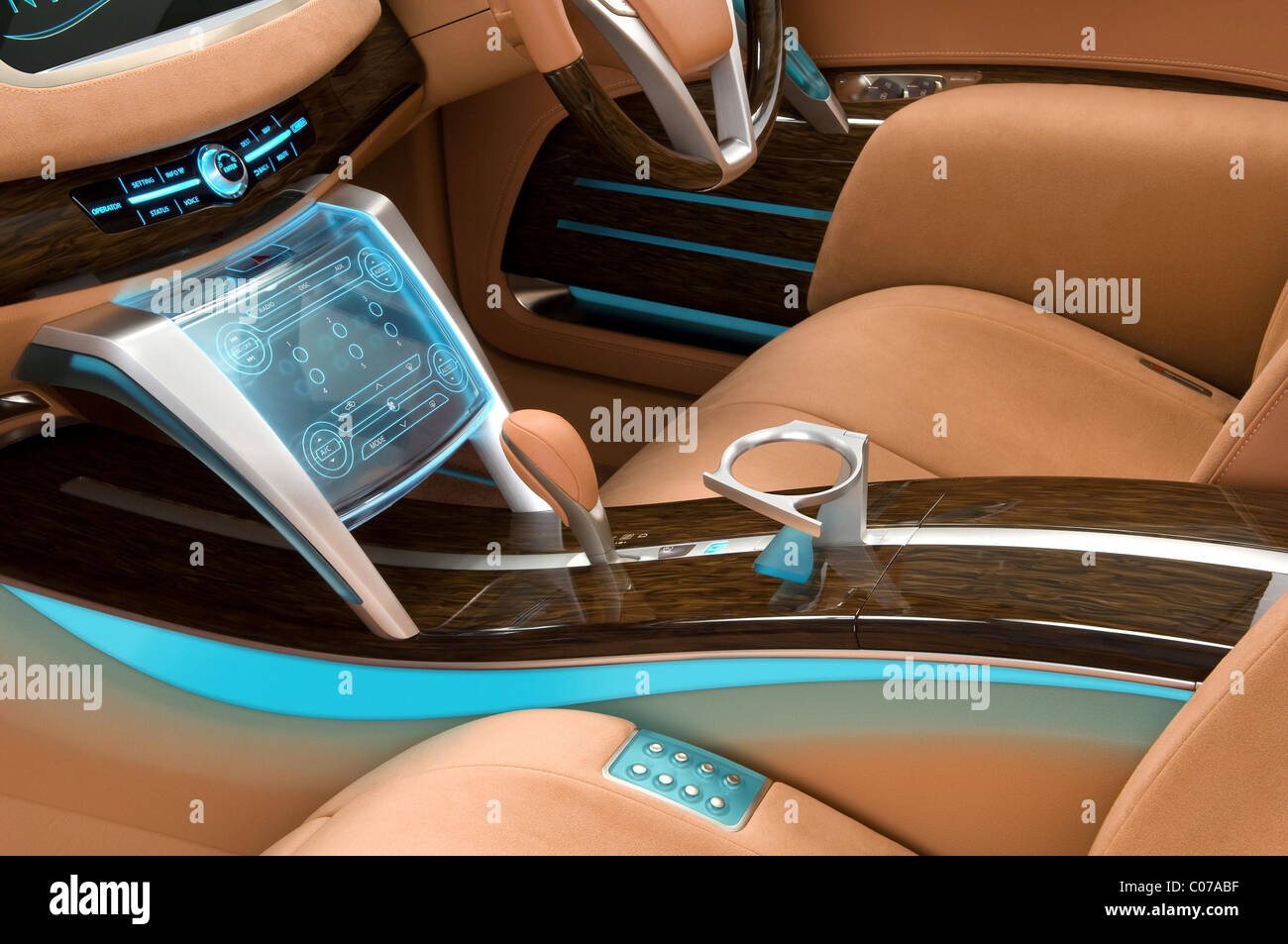 Nissan Intima Concept Nissan Will Present Four Show Vehicles That  Incorporate New And Exciting Ideas For