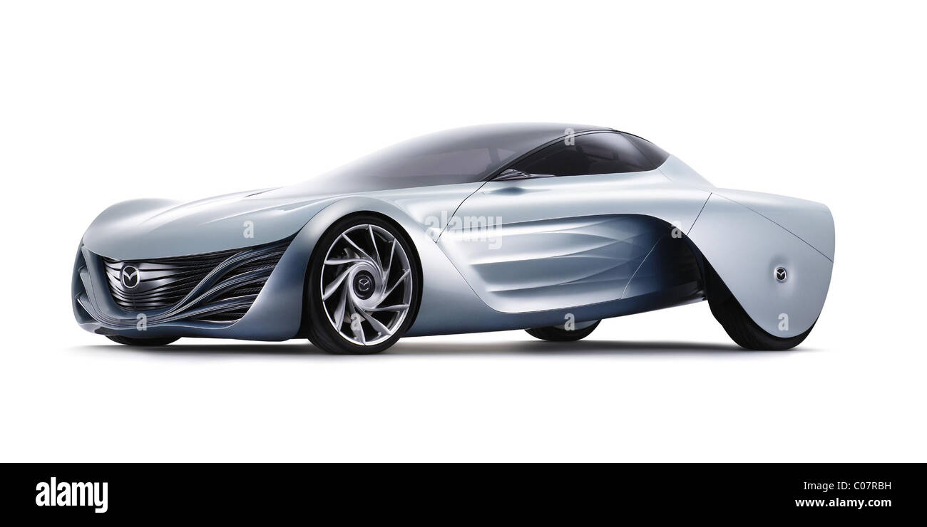Mazda Taiki Mazda Is To Show A Concept Car Called Taiki At The Tokyo Motor  Show Later This Month, Fitted With The