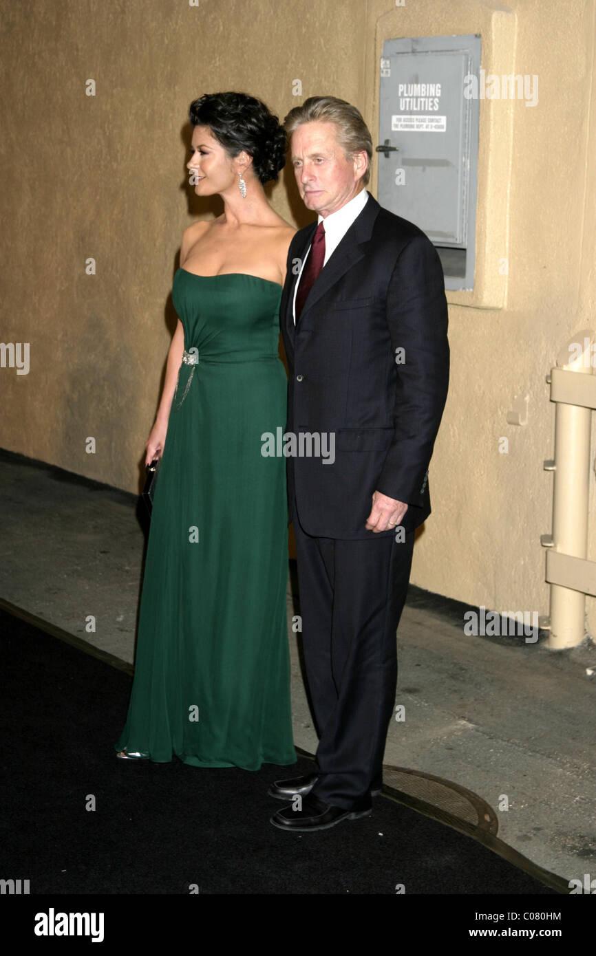 Catherine Zeta-Jones, Michael ...