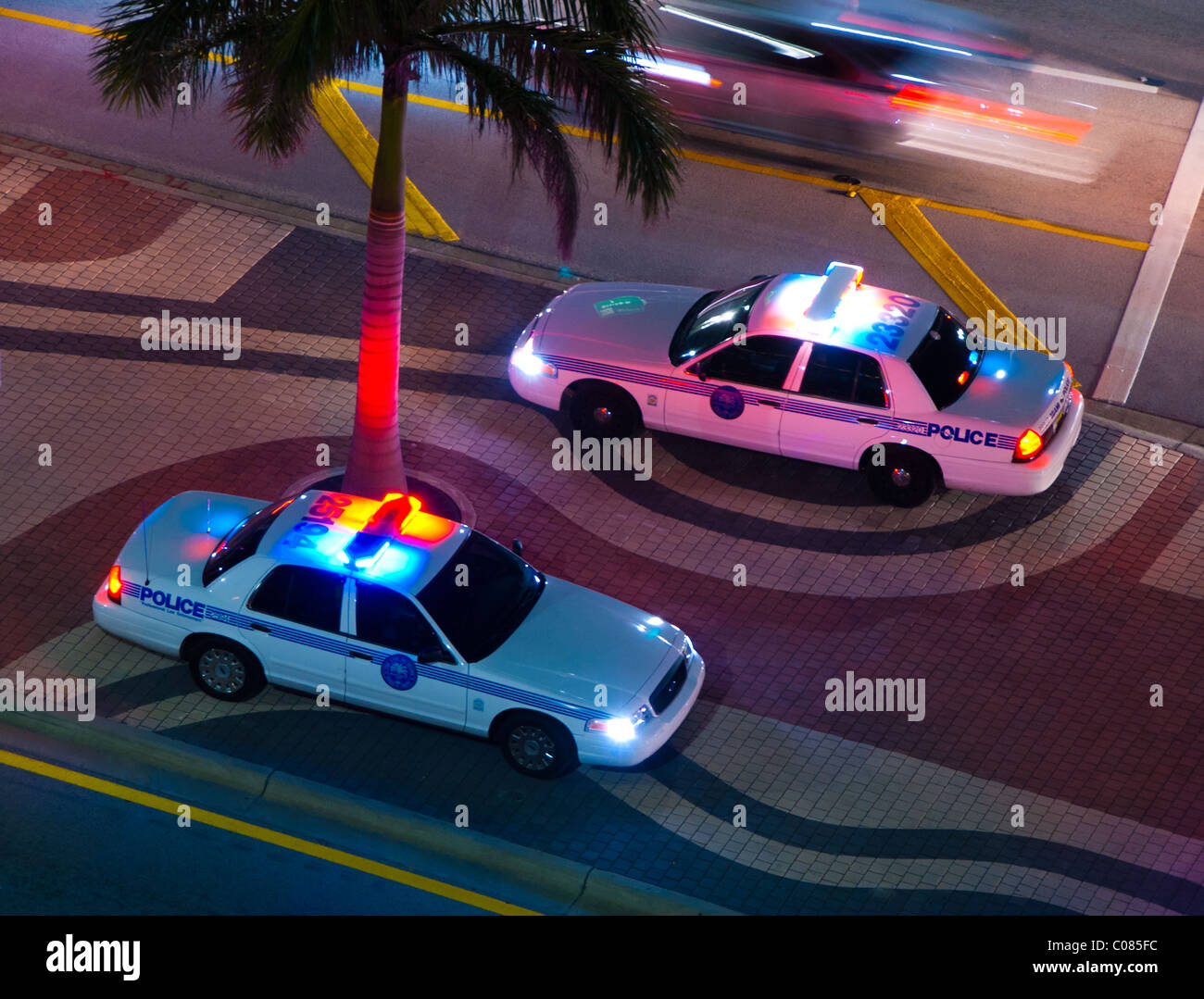 Police Cars Stock Photos & Police Cars Stock Images - Alamy