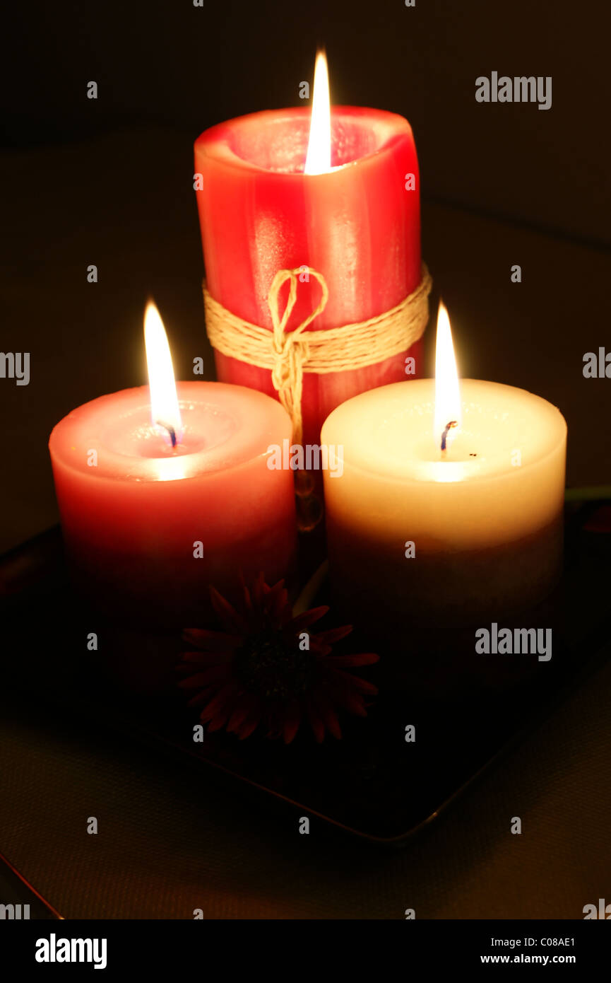 Candle In The Wind Stock Photo 34604585 Alamy
