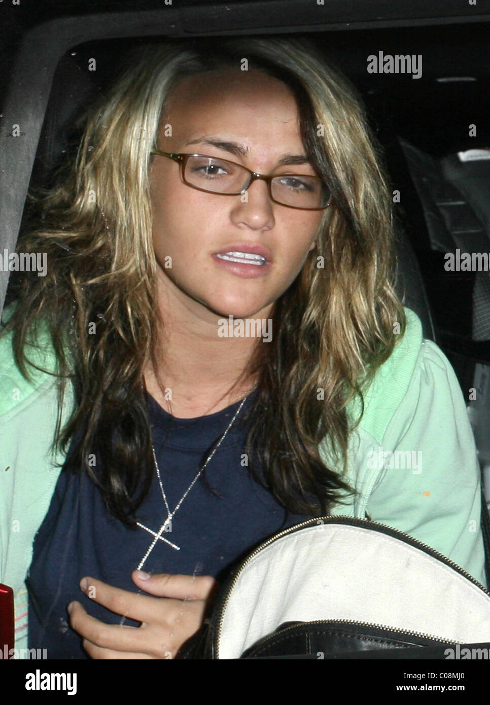 Britney Spears 16 Year Old Sister Pregnant Britney Spears Stock Photo Alamy
