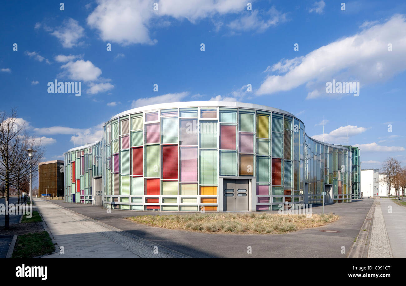 Centre for Photonics and Optical Technologies, Photonics Centre, Humboldt-University, Adlershof Science City, Berlin - Stock Image
