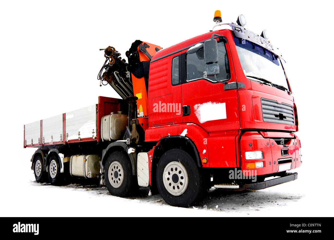 Tipper - Stock Image
