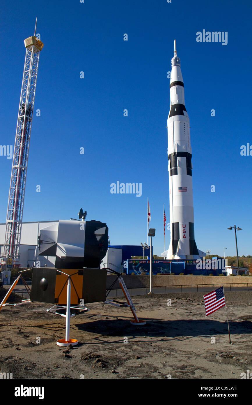 us space and rocket center apollo 11 - photo #16