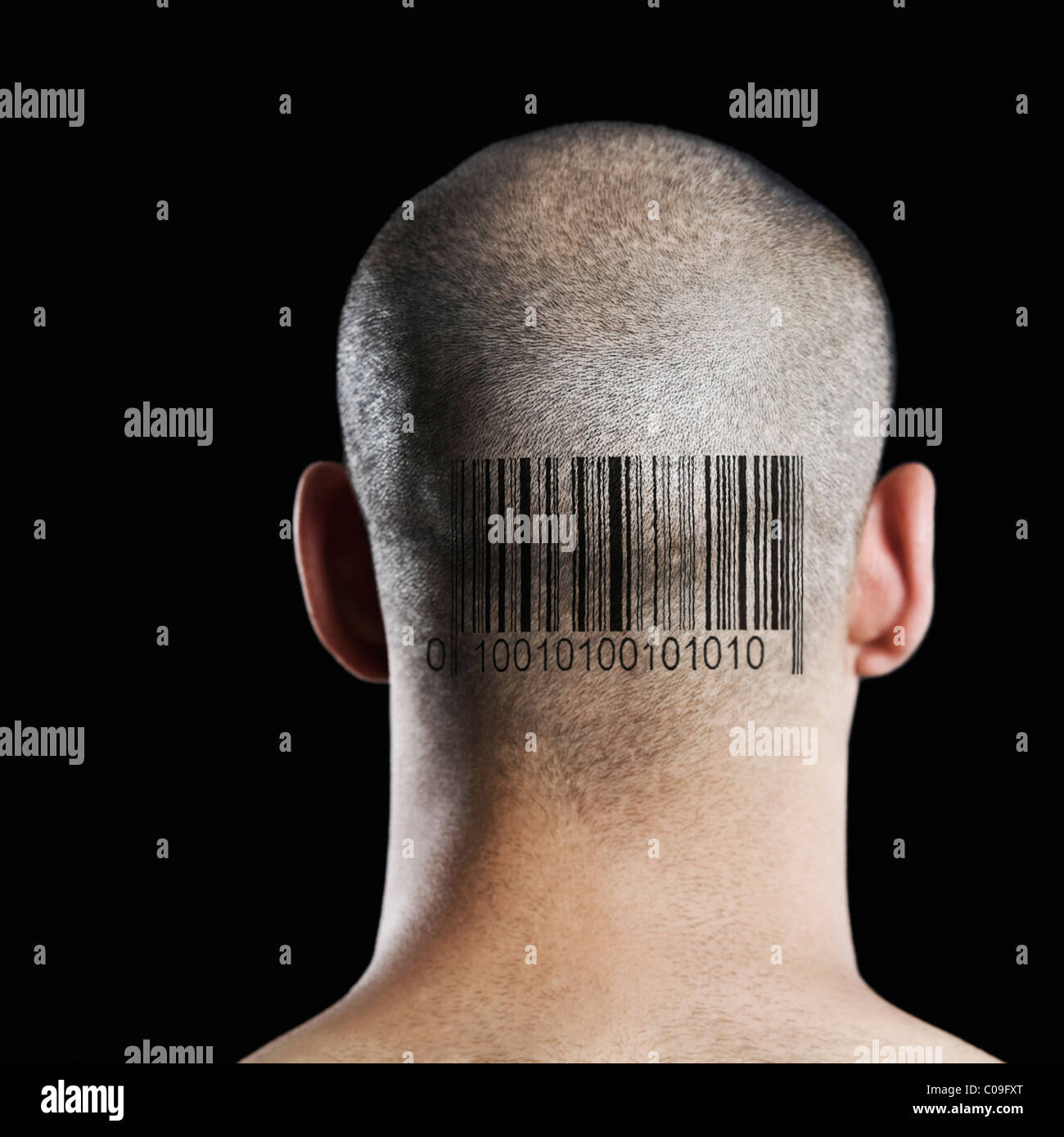 Security Barcode High Resolution Stock Photography And Images Alamy