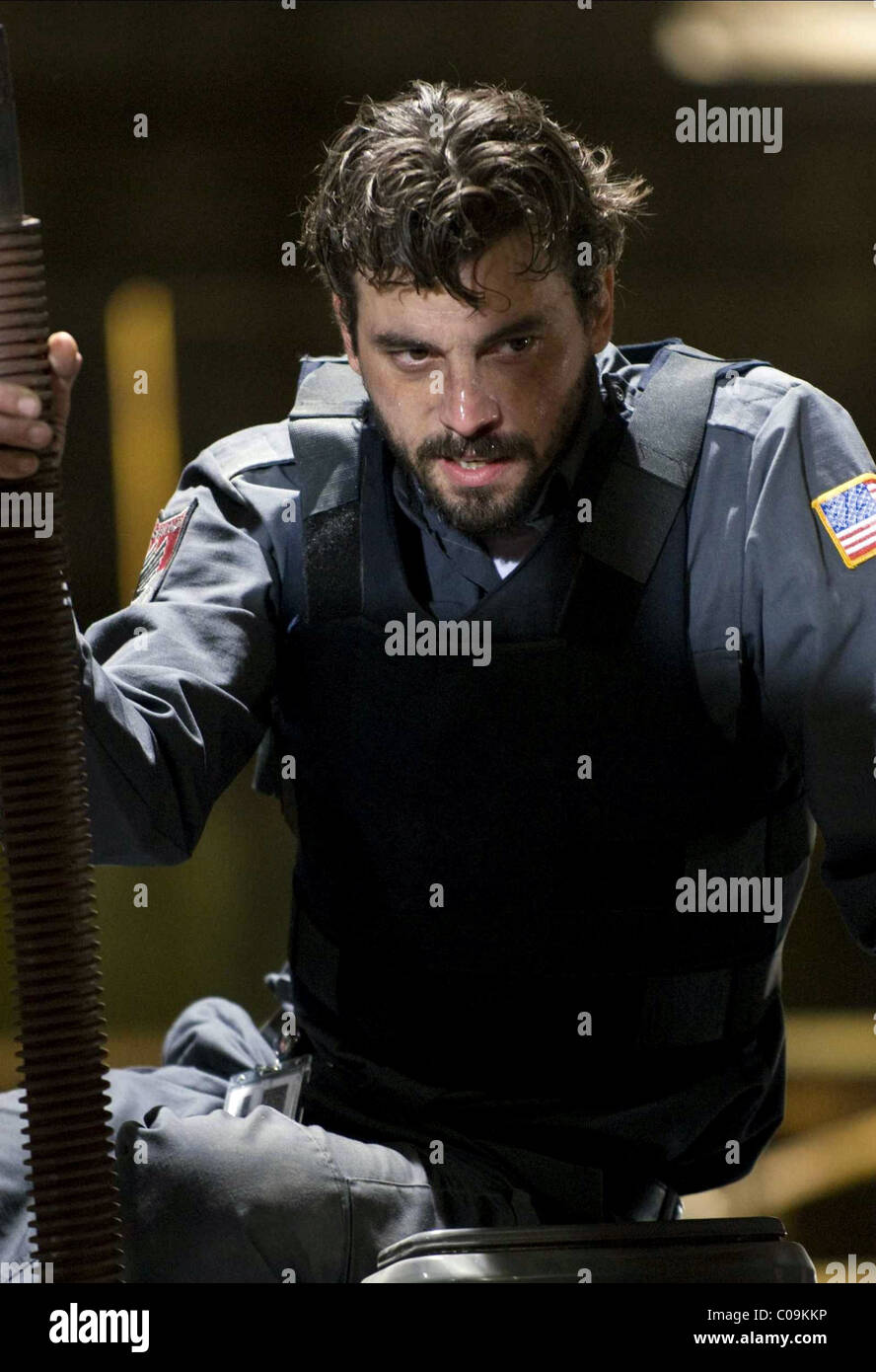 Skeet Ulrich As Dobbs Film Title Armored High Resolution Stock Photography  and Images - Alamy