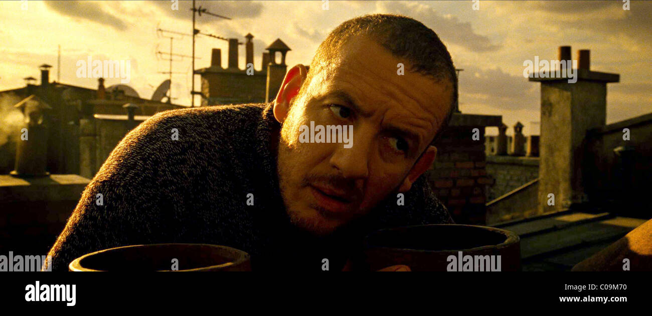 Dany Boon As Bazil Film Title Micmacs Stock Photos & Dany Boon As ...