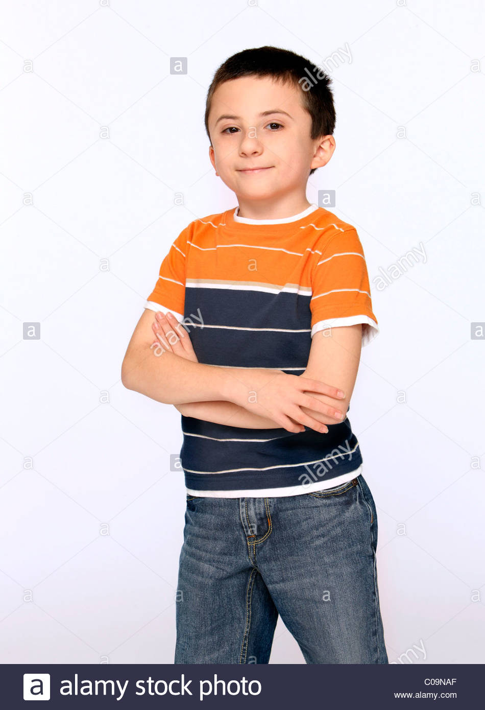 ATTICUS SHAFFER THE MIDDLE (2009) - Stock Image