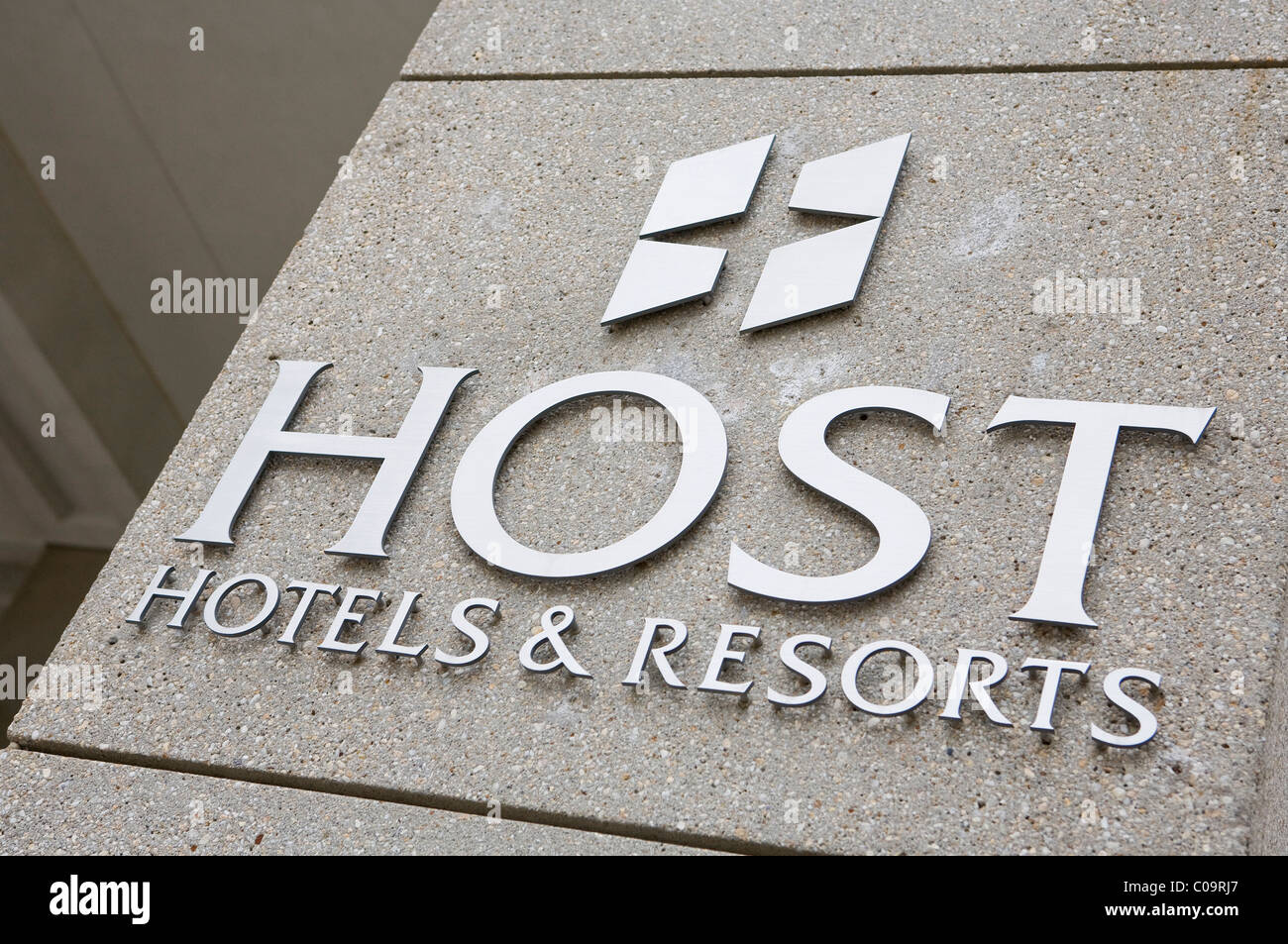 The headquarters of Host Hotels & Resorts.  - Stock Image