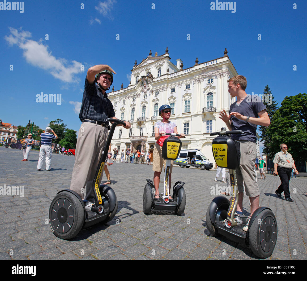 City Segway Tours Prague