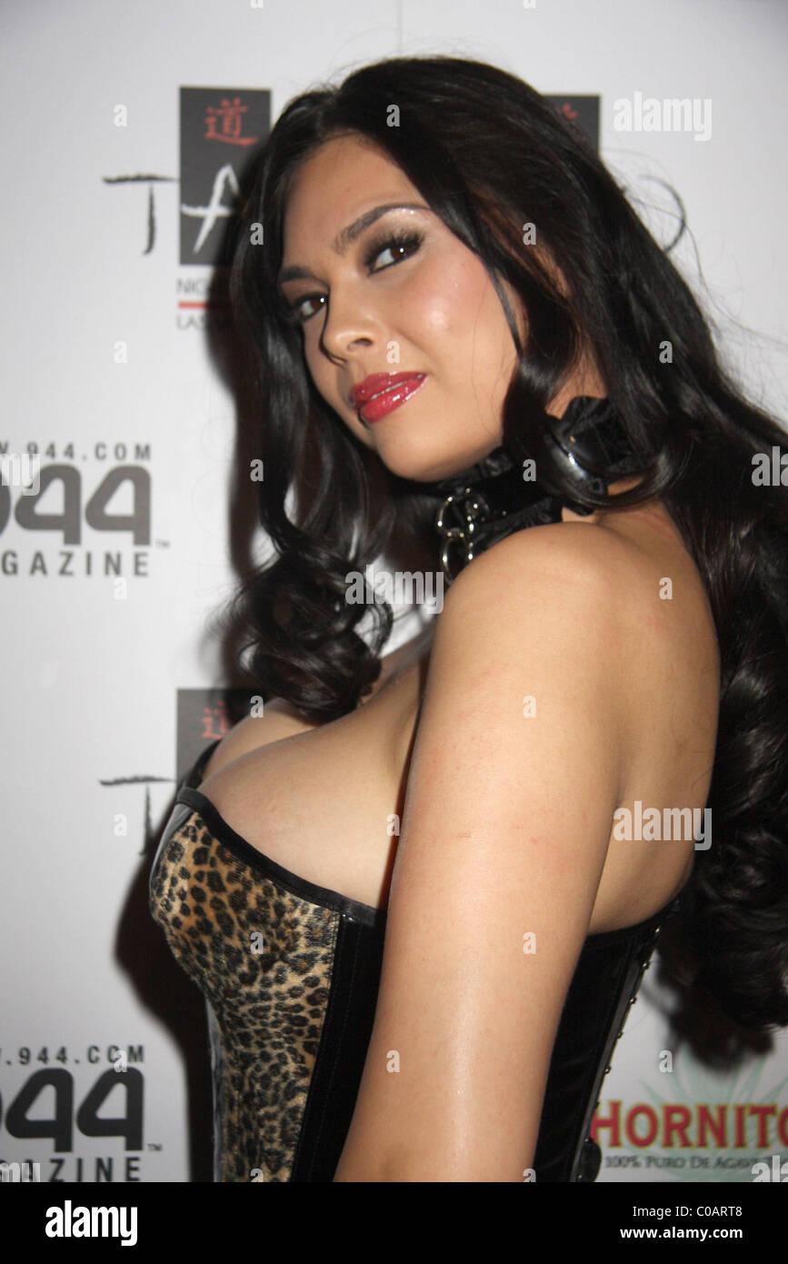 Tera Patrick Tao Las Vegas To Host Annual Tao Lloween Party With Adult Film Star Tera Patrick At The Venetian Hotel Las Vegas