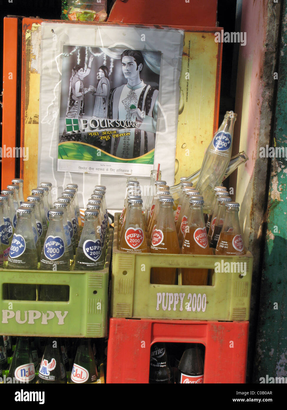 Soft Drink Bottles High Resolution Stock Photography and Images - Alamy