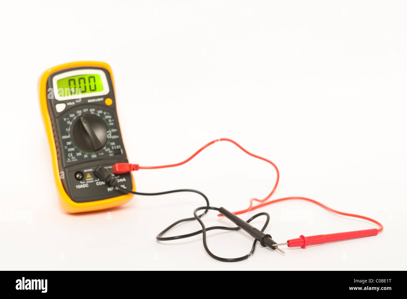 Voltmeter Stock Photos & Voltmeter Stock Images - Alamy