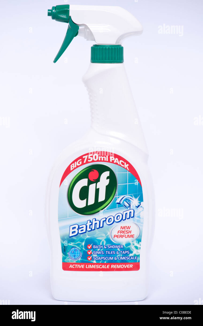 Cleaning Products Bathroom Stock Photos & Cleaning Products Bathroom ...