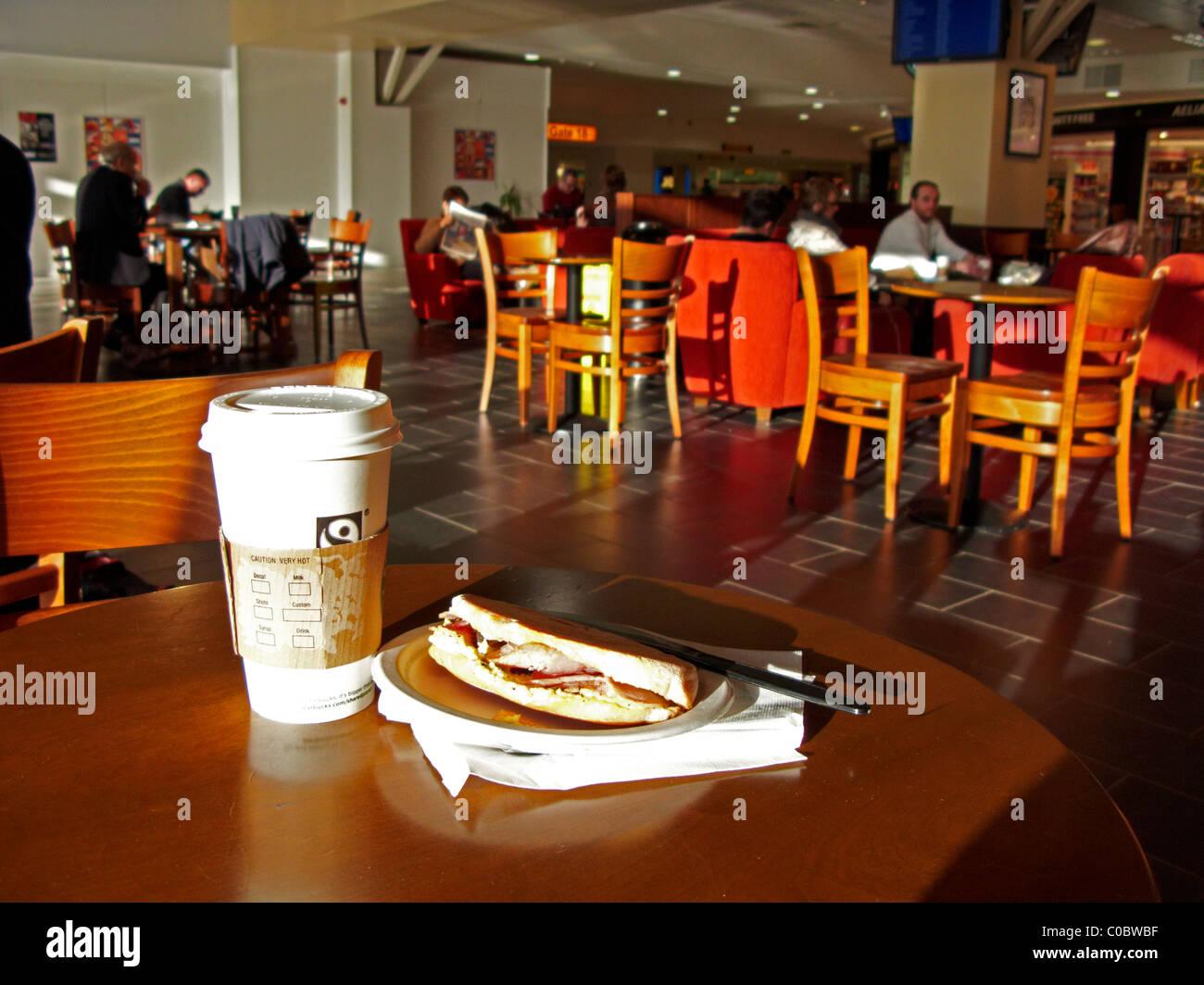 Northern Ireland Coffee Shop Stock Photos Northern Ireland