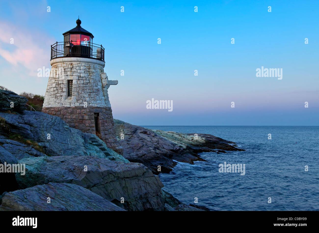 Lighthouse Rhode Island Tour