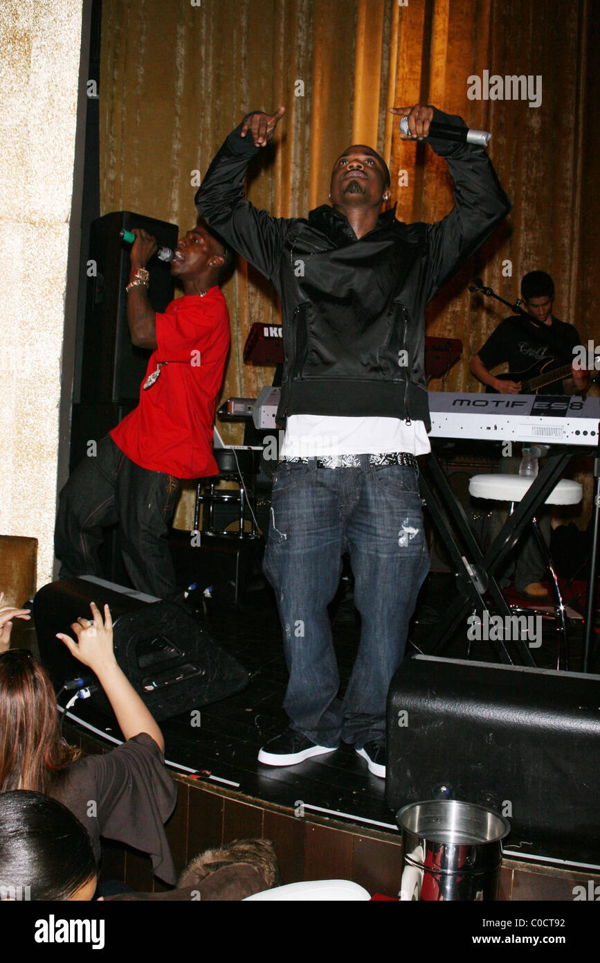 Ray J And Shorty Mac Rb Live Presents Ray J At The Spotlight Live Times