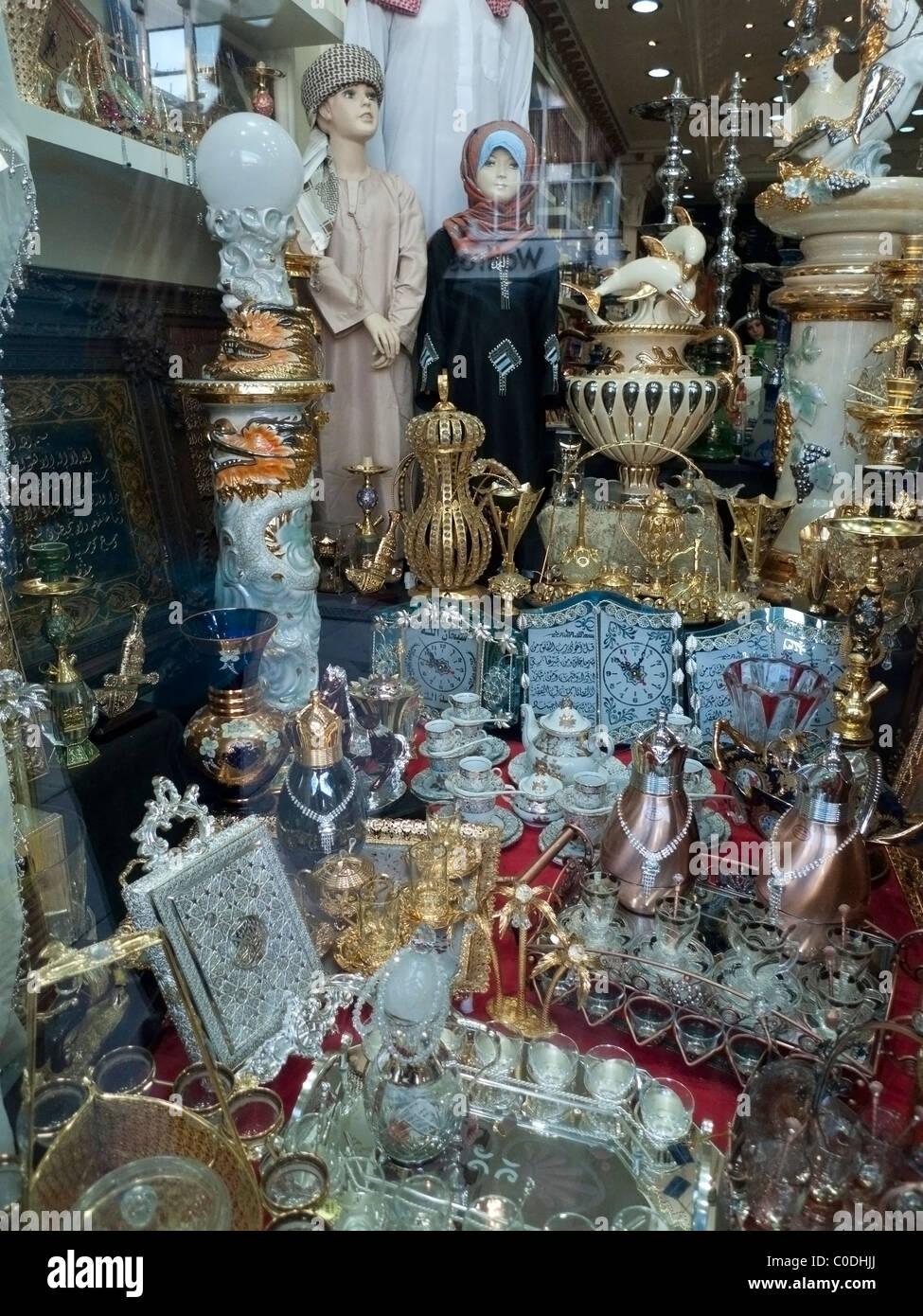 Christmas gift shopping london