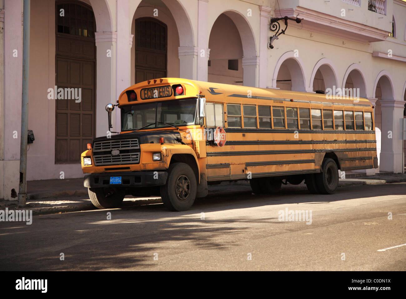 School Bus Stock Photos & School Bus Stock Images - Alamy