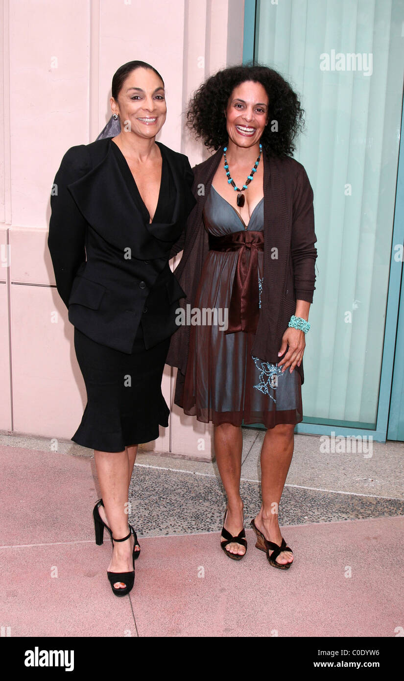 """Jasmine Guy & sister Academy of TV Presents """"A Mother's ..."""