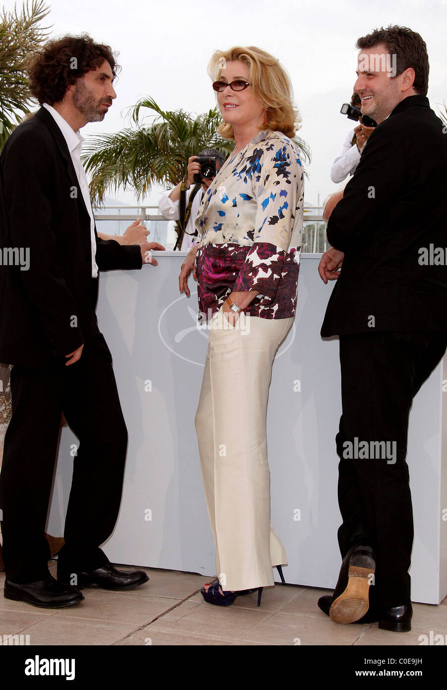 56e33ea99d2 Catherine Deneuve Cannes Film Festival Stock Photos   Catherine ...