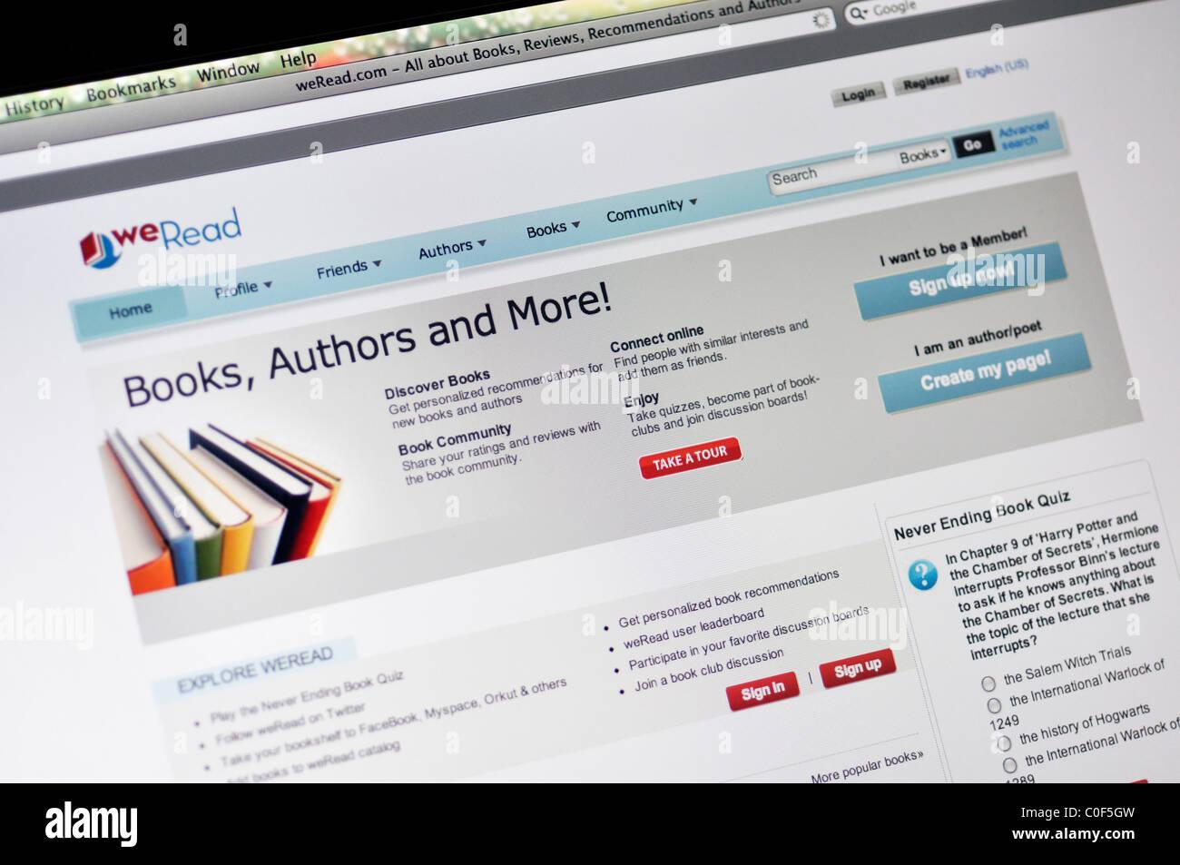 books review website