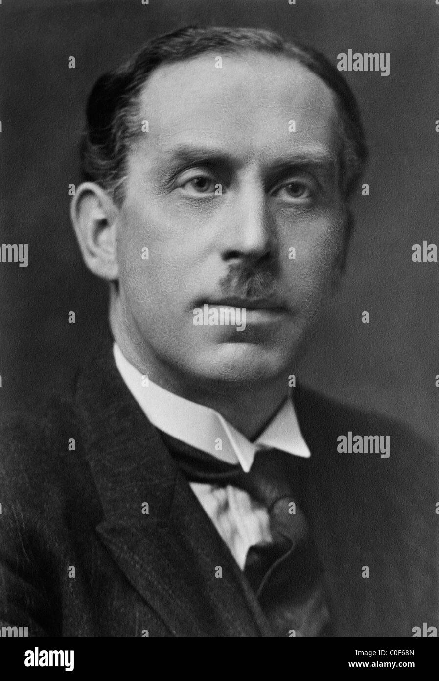 English physicist Charles Glover Barkla (1877 - 1944) - winner of the Nobel Prize in Physics in 1917 for his work - Stock Image