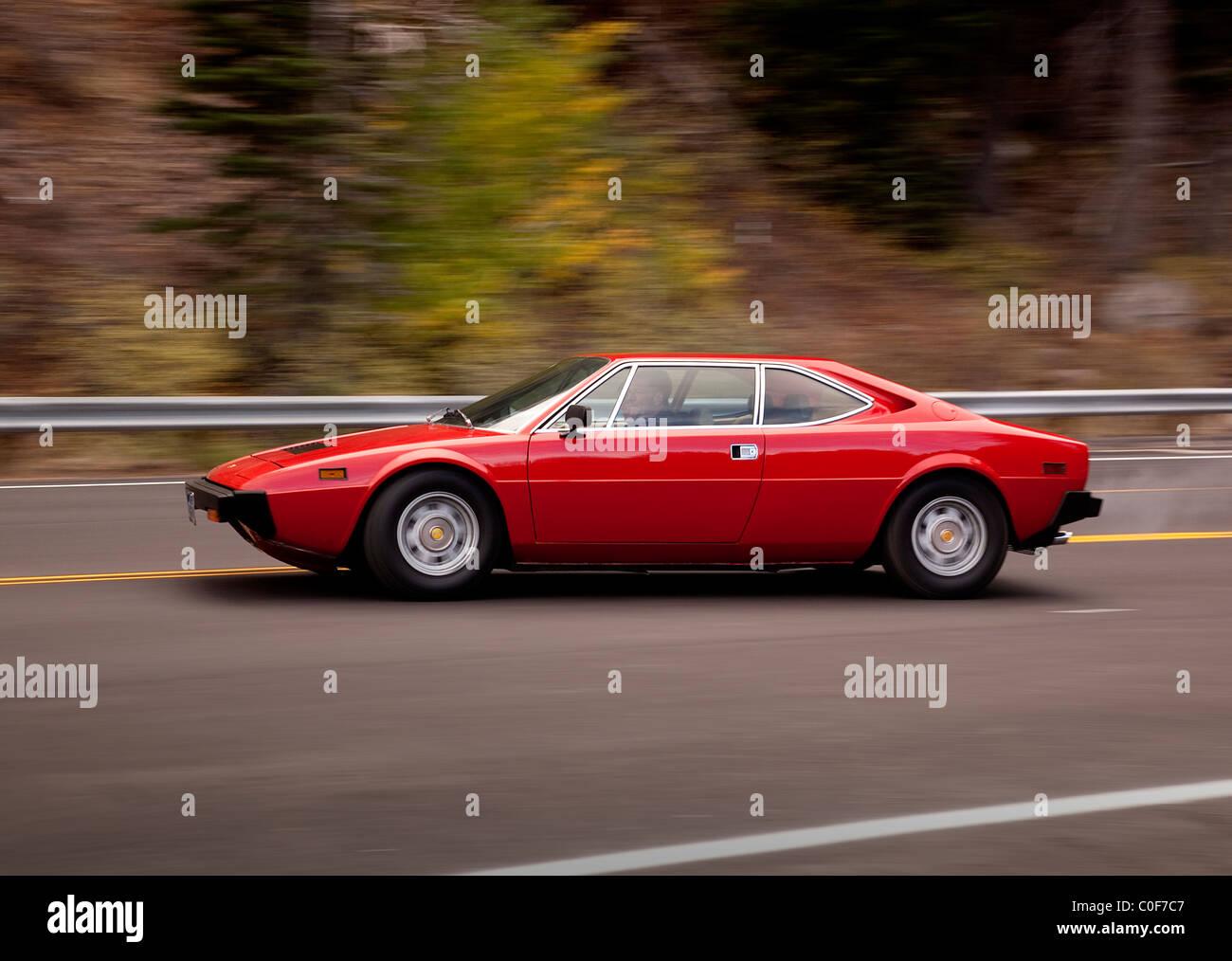 Dino Ferrari 308 GTB 1975 - Stock Image