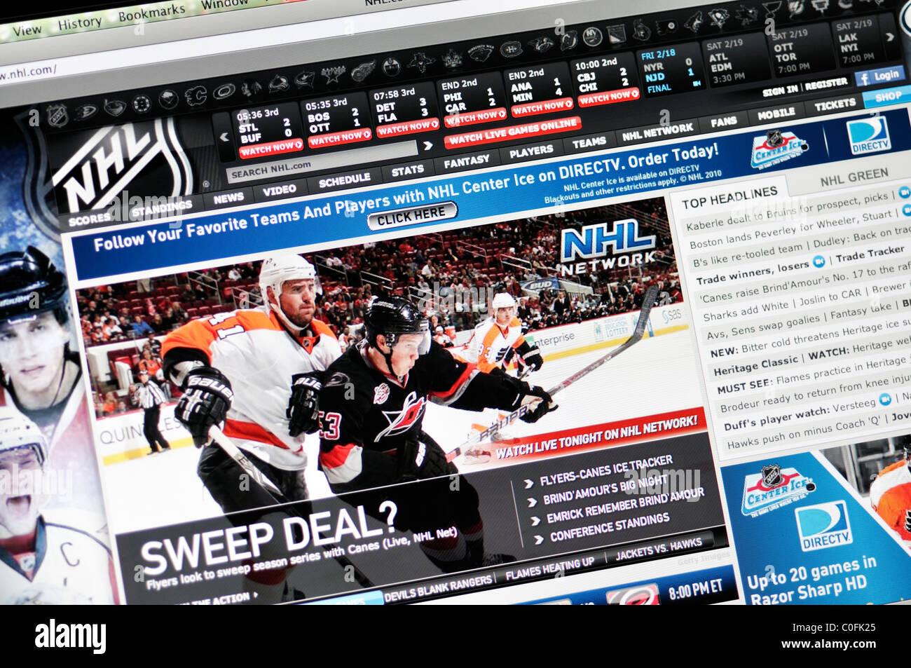 Nhl National Hockey League Stock Photos Nhl National Hockey League