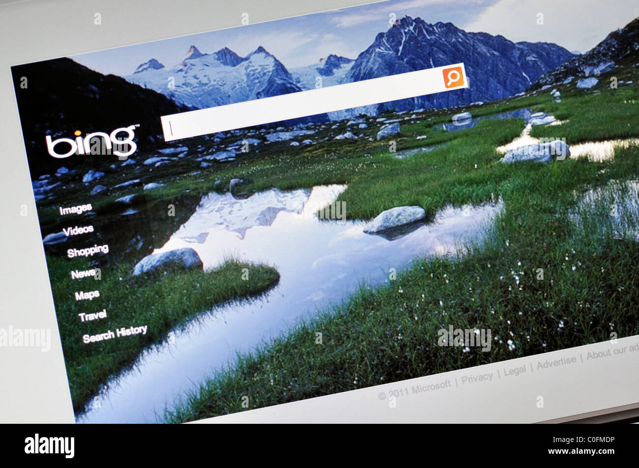 Bing Search Engine Stock Photos & Bing Search Engine Stock