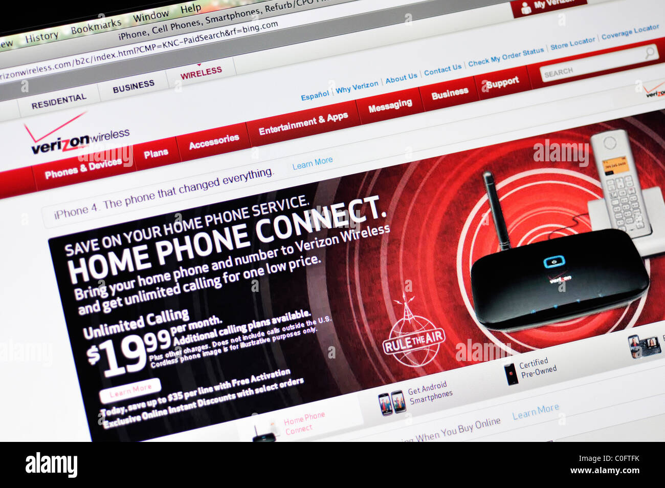 Verizon Stock Photos & Verizon Stock Images - Alamy