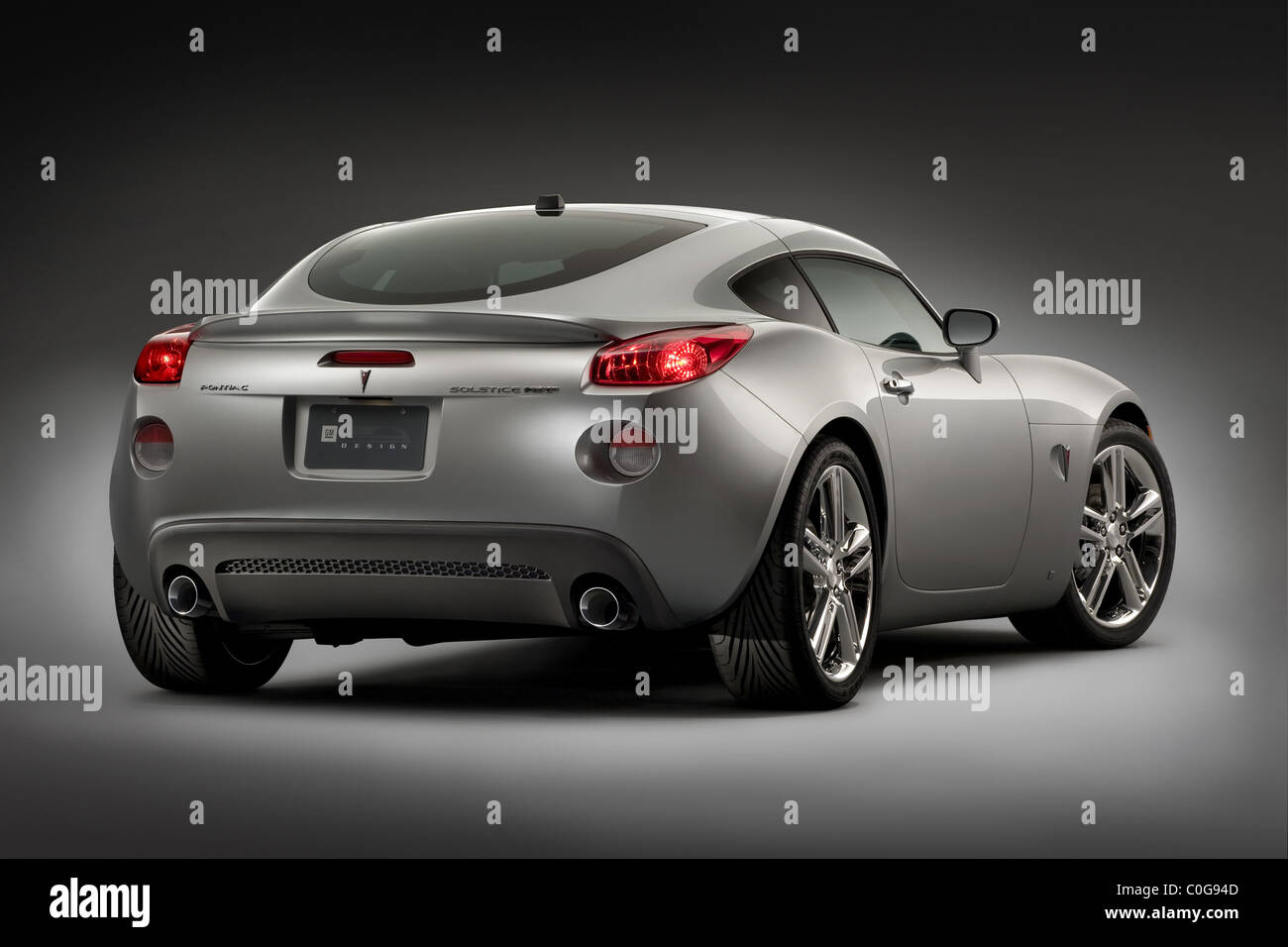 Drawing Inspiration From Classic Sports Cars The 2009 Pontiac Stock
