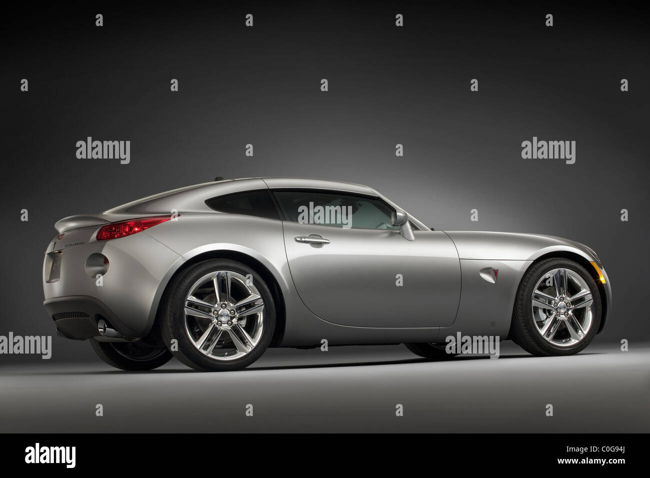 Drawing Inspiration From Classic Sports Cars, The 2009 Pontiac Solstice  Coupe Was Unveiled At The