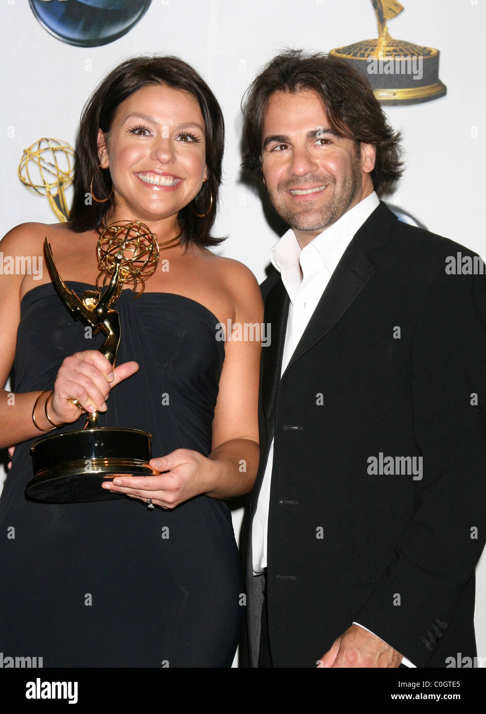 rachael ray and her husband john m cusimano 35th annual daytime