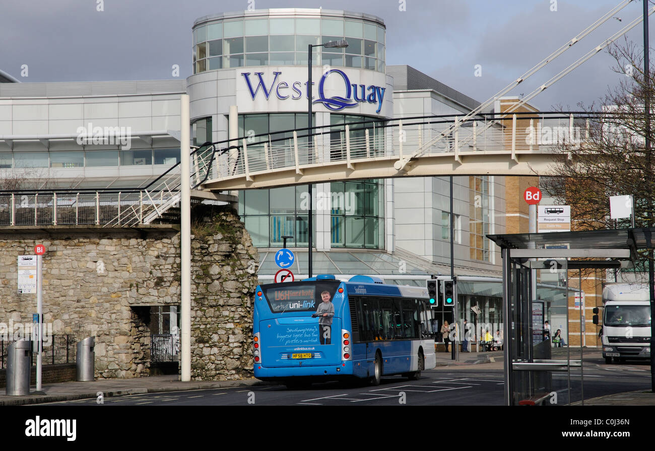 West Park Multi Storey Car Park Southampton