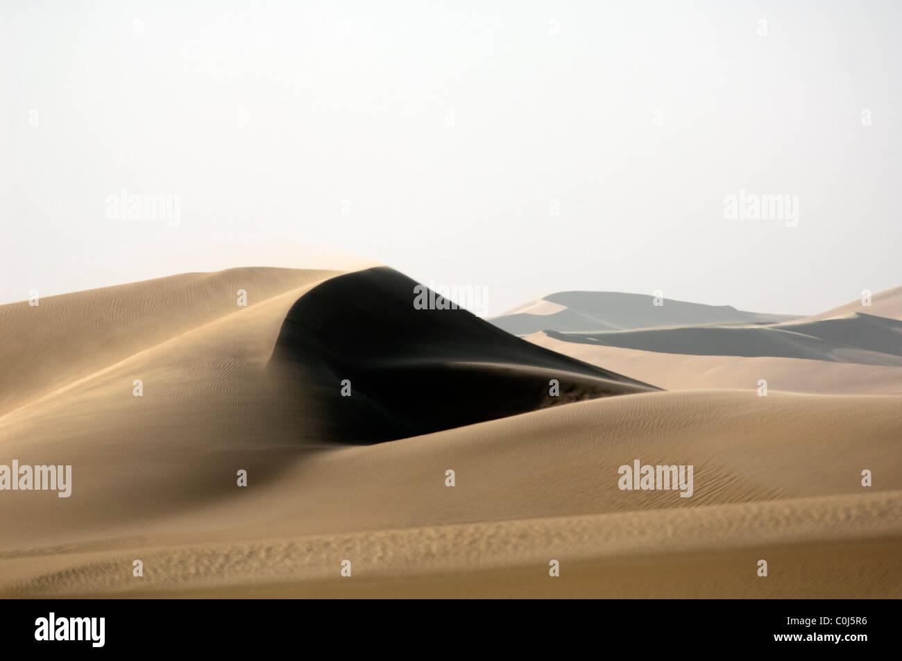 Western Desert Egypt - Stock Image