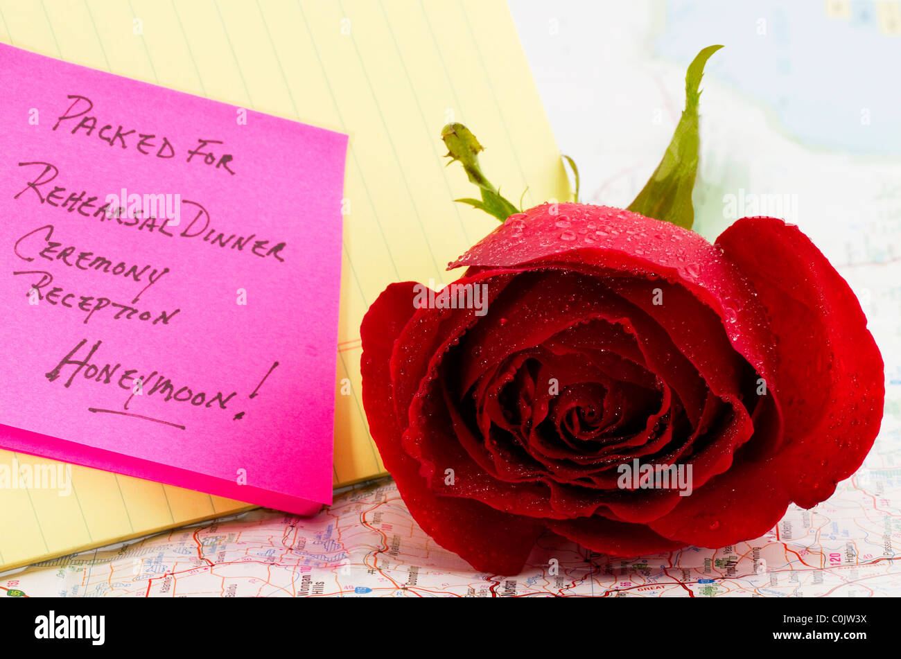 Wedding Plans Stock Photos & Wedding Plans Stock Images - Alamy