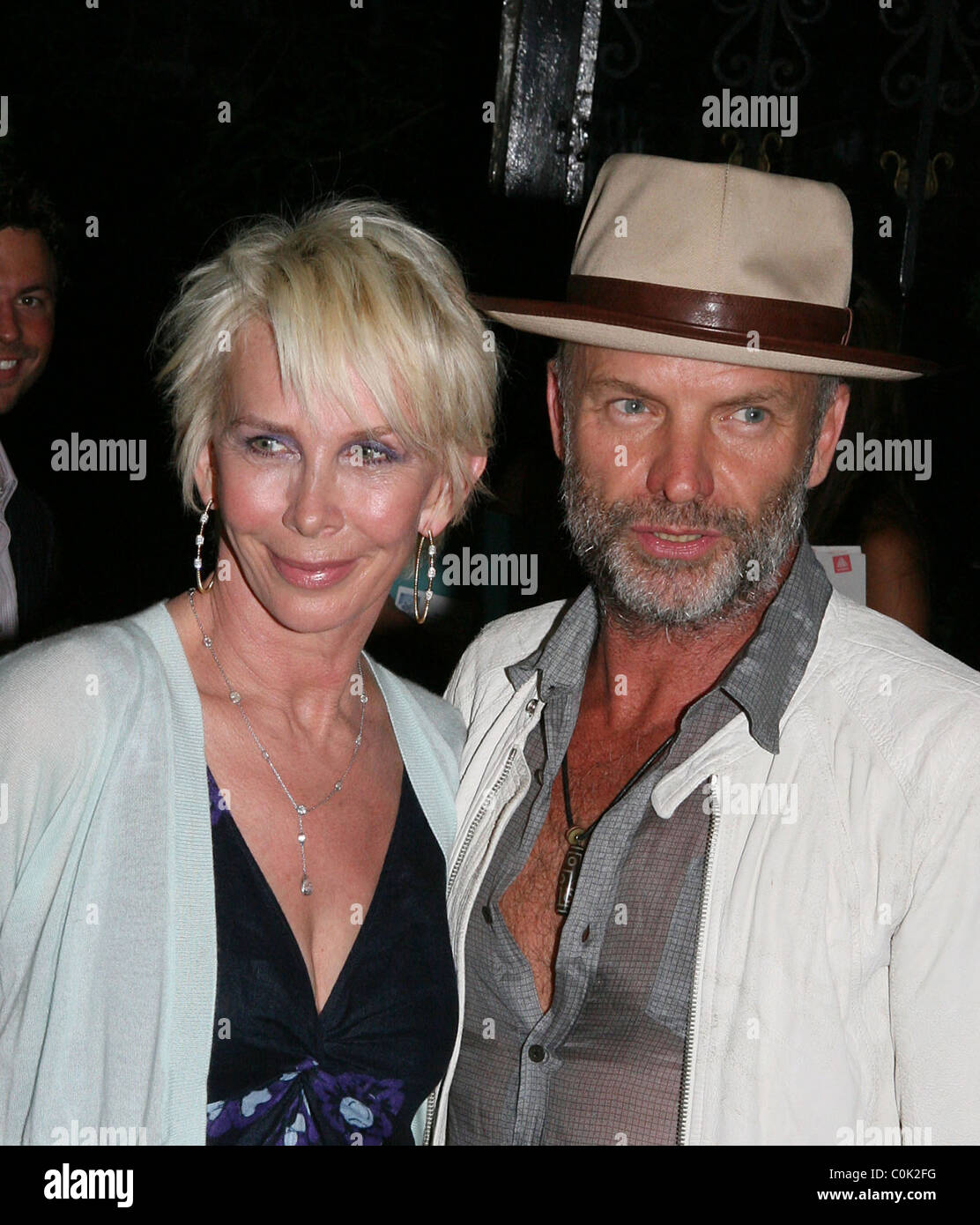picture Trudie Styler