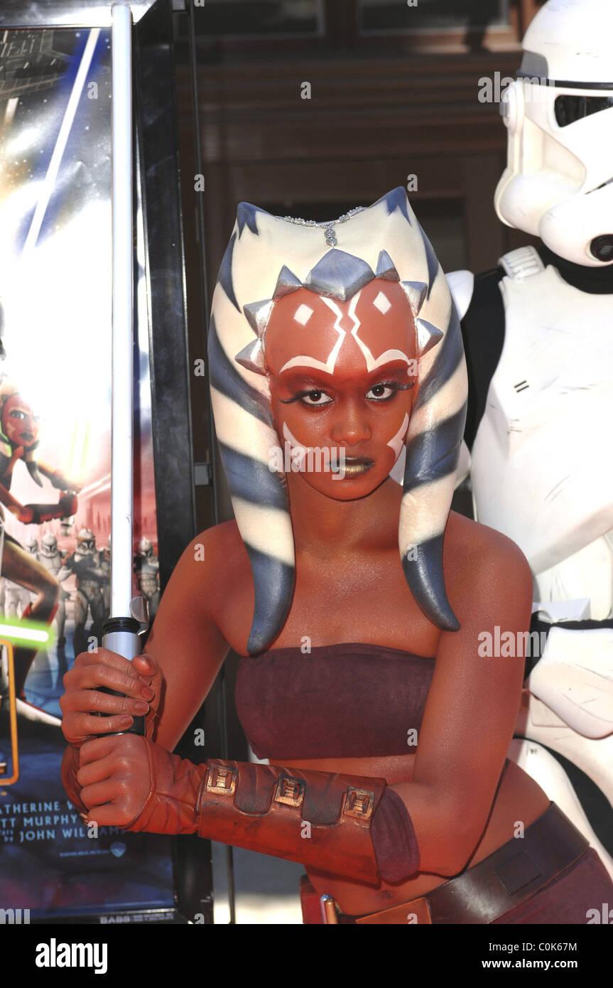 Star wars the clone ahsoka tano