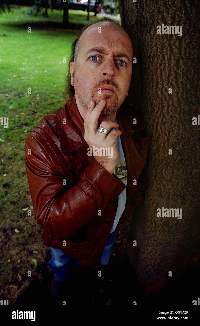 comedian Bill Bailey - Stock Image