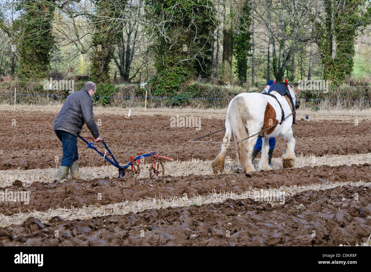how to make farmer plough
