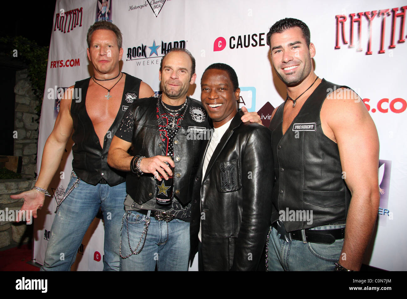 Rock hard men