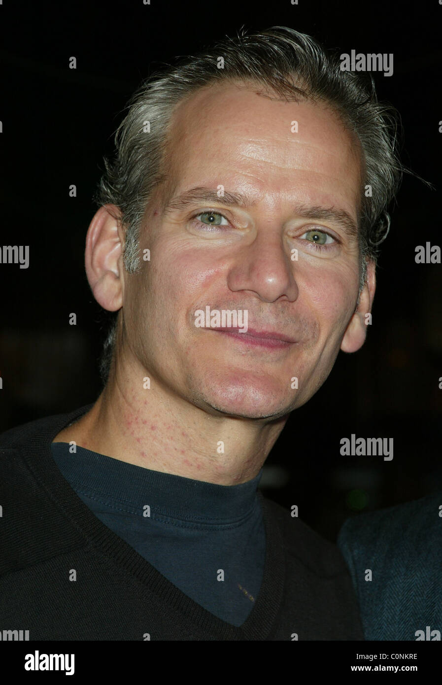 """Campbell Scott The After Party for the Off-Broadway one man show """"The Athiest"""" at the Barrow Street Theatre. Party Stock Photo"""