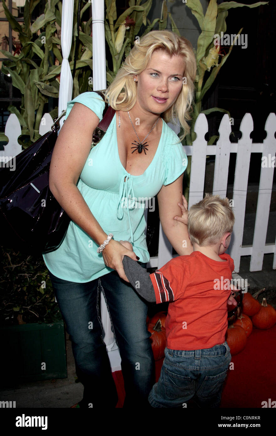 Alison Sweeney Family Pictures pregnant alison sweeney and son ben camp ronald mcdonalds