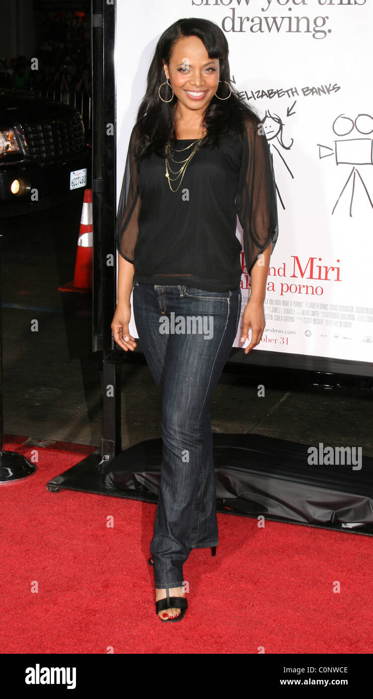 Ober Porno gina ravera los angeles premiere of 'zack and miri make a