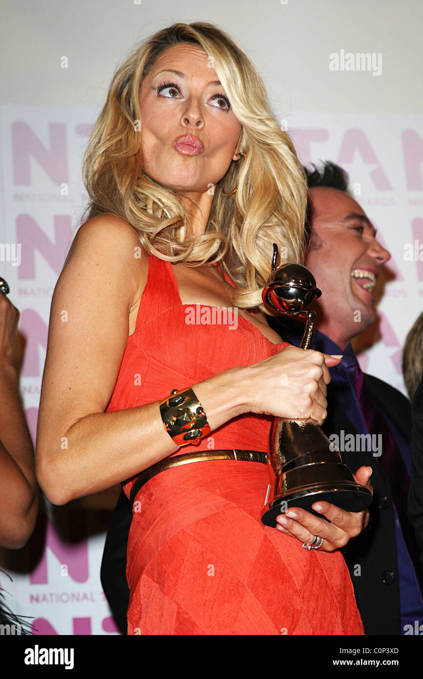 Tess Daly - Strictly Come Dancing winner of best reality
