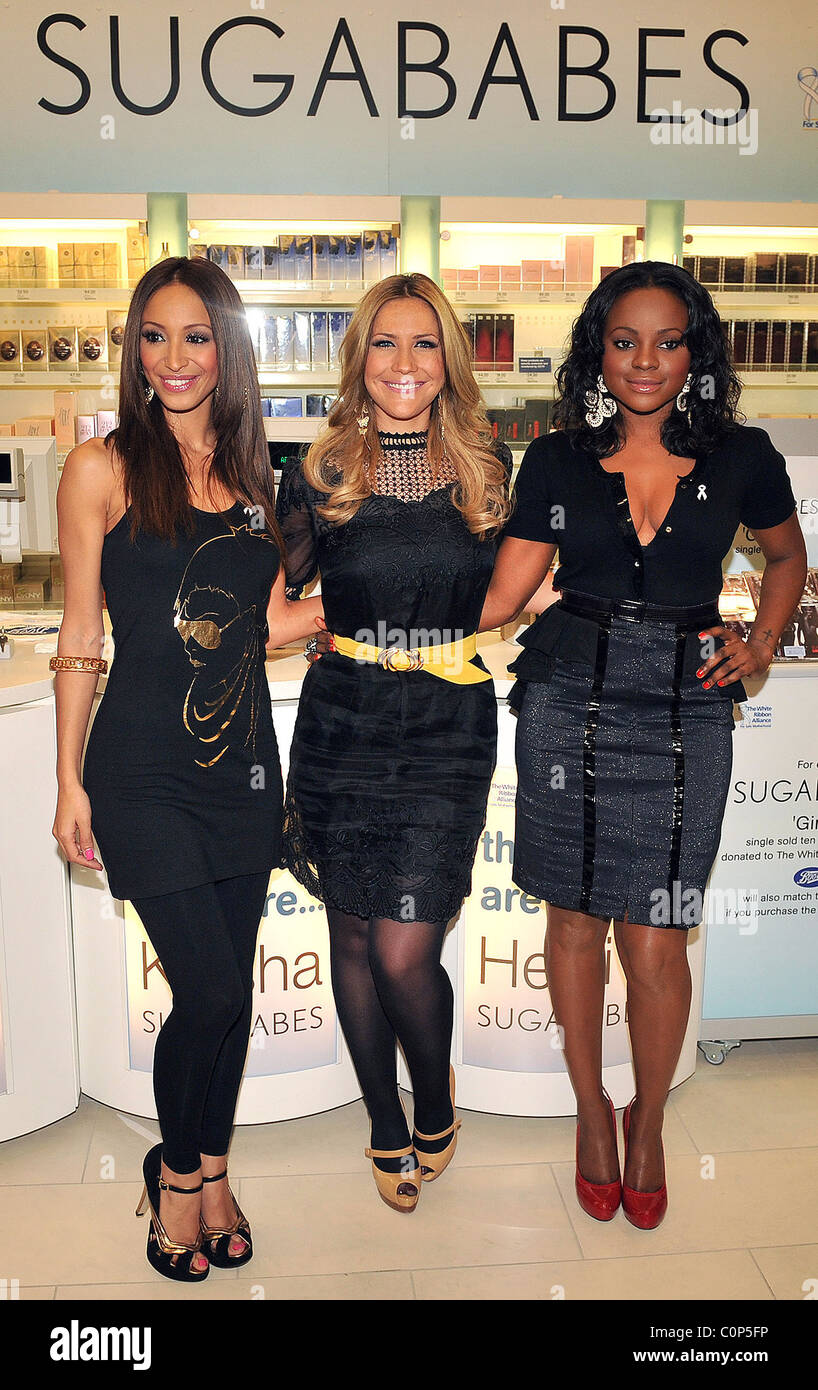 Sugababes Amelle: Keisha nearly ruined me recommendations